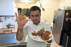 طرز تهیه مرغ سوخاری - کنتاکی کی اف سی در فودآکادمی آشپزی با ایمان