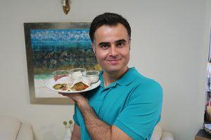 طرز تهيه فلافل لبنانی خوشمزه در برنامه فودآکادمی آشپزی با ایمان